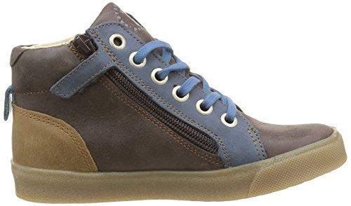 babybotte Kentin 2 Jungen Sneakers Braun - Marron (304 Marron)