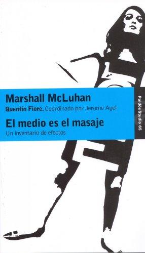 El Medio Es El Masaje (Studio / Study)