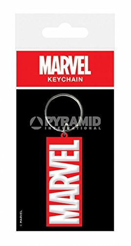 portachiavi-marvel-comics-rubber-keychain-logo-6-cm-pyramid-international