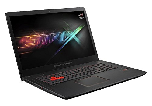 Asus ROG GL702VT-GC018T  GL702VT-GC018T  - 17 3  Gaming Laptop Intel Core i7-6700HQ 2 60 GHz   3 50 GHz Turbo Quad Core Processor  16GB RAM  1TB HDD