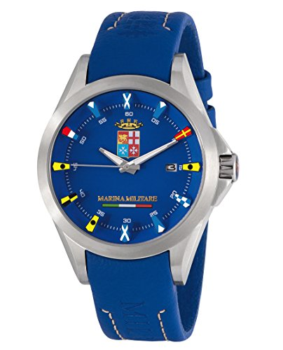Marina militare rdv3c3–orologio: blu