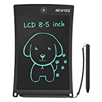 NEWYES LCD Writing Tablet,8.5inch Drawing Tablet Erasable Portable Doodle Mini Board Kid Toys Birthday Gift Learning Tool for Boys Girls
