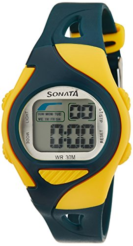 41CjPLfxuFL - Sonata 87011PP04 Mens watch