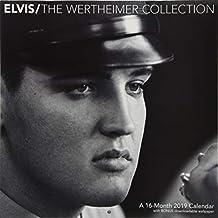 Elvis / the Wertheimer Collection 2019 Calendar: With Bonus Downloadable Wallpaper