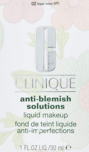 Clinique Anti-Blemish Solutions Liquid Makeup - 02 Fresh Ivory