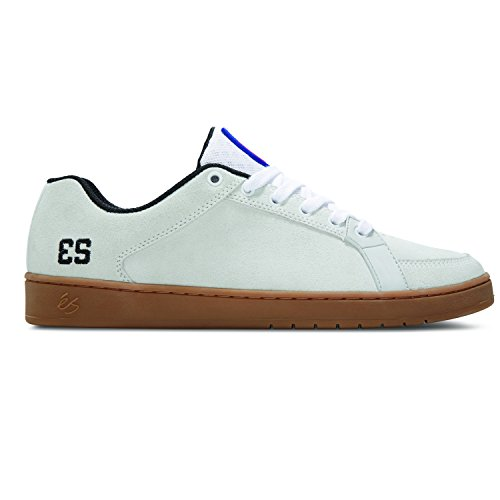 CHAUSSURES ES SAL BROWN GUM Blanc - White/Gum