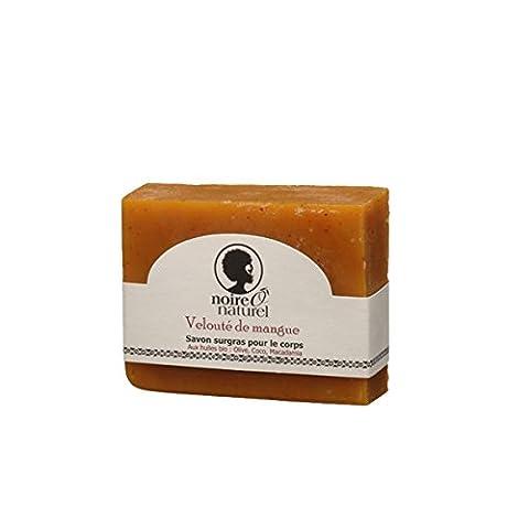 noire Ô naturel Savon d'Antan Velouté de Mangue 100 g