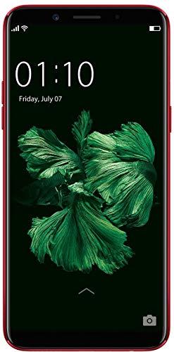 Oppo F5 (Red, Full Screen Display, 6GB RAM)