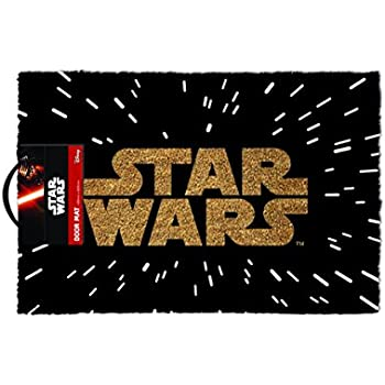 Star Wars Welcome To The Darkside Doormat Multi Colour