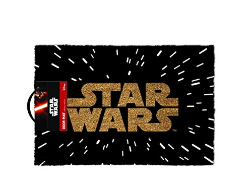 Felpudos Cómics El Logo De Star Wars