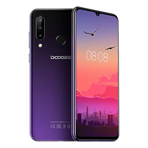 DOOGEE N20 Telefonos Moviles Libres Chinos 4G, 6.3 Pulgadas FHD Notch Screen...
