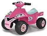 FEBER - Quad Racy Minnie Happy Helpers 6V, pour garçons et filles de 18 Mois à 3 ans (Famosa...