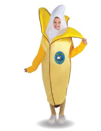 Kostüm kleine Banane - 4-6 Jahre
