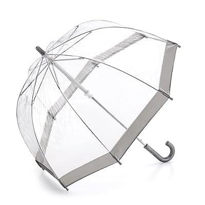 Fulton - Paraguas infantil, talla Childs Umbrella - talla inglesa, color Silver Trim