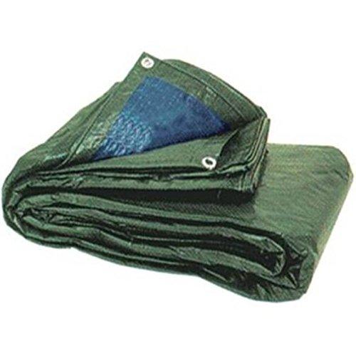 Telo copertura impermeabile occhiellato copri tutto auto moto piscina MT 3 x 4