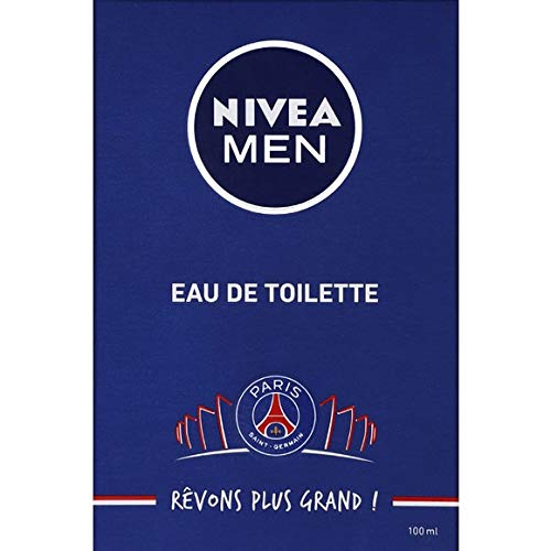 Nivea Men - Eau De Toilette Paris Saint-Germain - Le Flacon De 100Ml - Livraison Gratuite pour les commandes en France - Prix Par Unité