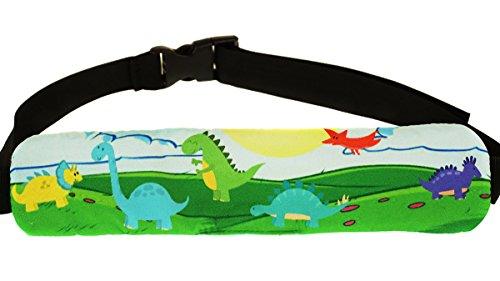 Zweiseitiger Autositz Kopfband für Kinder Autositz Relief Kopf Stützband mit verstellbaren Gürtel Nackenentlastung [082]