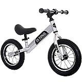 ABYYLH Balance Bike 2-3 Jahre 12 Zoll Ohne Pedale Lernlaufrad Roller Kinder Fahrrad
