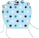 Dooky Sonnenschutz für Kinderwagen Design Baby Blue With White Stars