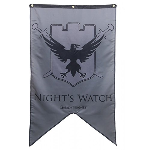Game Of Thrones Nights Watch Banner (Night Watch Game Of Thrones)