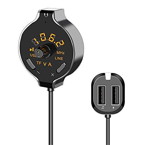 Auto-Bluetooth-Sender/Doppel-USB-Ladegerät/Musik-Auto-MP3 / Auto-Wireless-Ladegerät/Navigationssendung/Intelligente Schnellladung/Freisprechen / -
