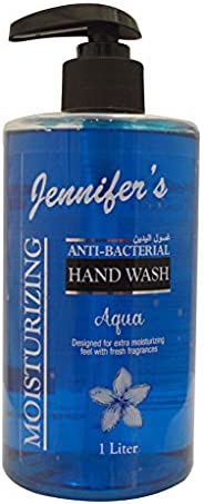 Jennifer's Aqua Hand Wash, 1 L