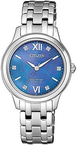 Reloj Citizen supertitanio para Mujer
