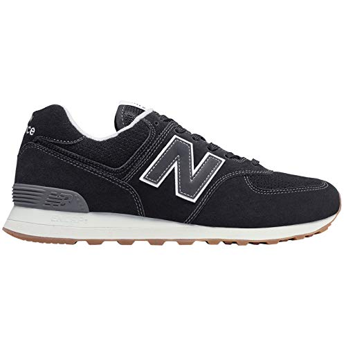 New Balance ML 574 ESE Black 45