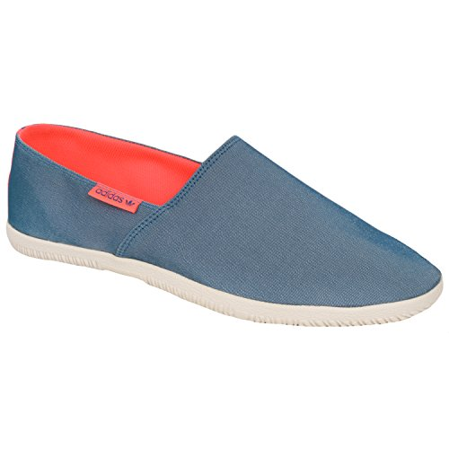 adidas Adidrill, Herren Durchgängies Plateau Sandalen mit Keilabsatz, Blau - Blue Grey - 40 EU (6.5 UK) -