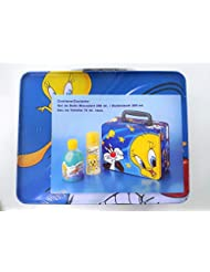Warner Bros Looney Tunes Set Eau de Toilette 75 ml + Gel 250 ml + Koffer