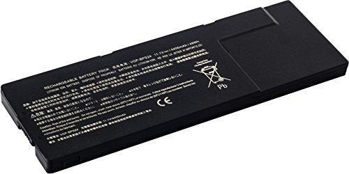 Mitsuru® 4400mAh Notebook Laptop Akku Batterie für Sony Vaio VGP-BPS24 SVS1311F3E SVS1311G3E SVS1311J3E SVS1311K9E SVS1311N9E SVS1311P9E SVS1311Q9E SVS1311S9E SVS131200C SVS13123CH SVS13123CHW SVS13123CV SVS13123CVB SVS13123CW SVS13123CW/R SVS13125CA SVS13125CAB SVS13125CAR SVS13125CAW SVS13125CF SVS13125CFB SVS13125CG SVS13125CGP SVS13125CH SVS13125CHB SVS13125CN SVS13125CNW SVS13125CV SVS13125CVB SVS13125CVW