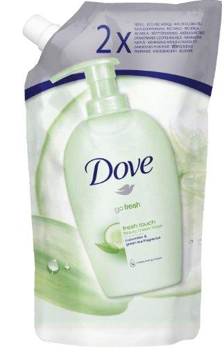 DOVE sapone liquido Ricarica Fresh Touch (500ml)