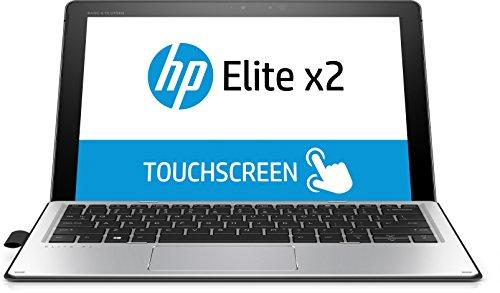 """HP Elite x2 1012 G2 Argento Ibrido (2 in 1) 31,2 cm (12.3"""") 2736 x 1824 Pixel Touch screen 2,8 GHz Intel® CoreTM i7 di settima generazione i7-7600U 3G 4G"""