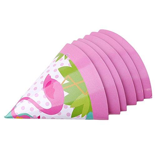 artyhüte Geburtstag Wedding Party Kostüm Kopfbedeckung für Kinder oder Erwachsene (Flamingo Erwachsene Kostüme)