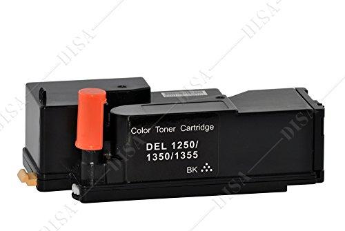 Preisvergleich Produktbild 2x Toner schwarz kompatibel für DELL C-1760 / C-1760 NW / C-1765 / C-1765 NF / C-1765 NFW