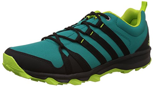 adidas Rocker, Chaussures de Trail Homme, Orange Core Black Verde / Negro (Seliso / Negbas / Eqtver)