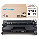 MyCartridge Compatible con HP 26A CF226A Cartucho de t¨ner Negro para HP Laserjet Pro M402d M402n M402dn M402dw M402dne MFP M426dw MFP M426fdn MFP M426fdw Impresora