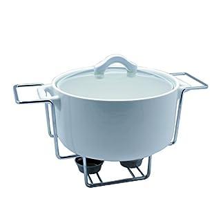 Anitex Pan, Ceramic, White, 32x 32x 23cm, Pack of 4
