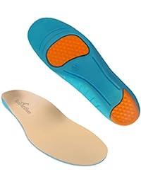 FootActive SENSI - Plantillas suaves para pies sensibles, Pie Diabético, Artritis, espolones y problemas comunes de pies– ¡Fantásticas para uso diario!