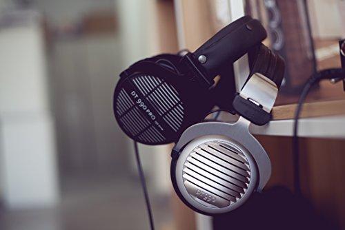 beyerdynamic DT 990 Edition 600 Ohm Over-Ear-Stereo Kopfhörer. Offene Bauweise, kabelgebunden, High-End, für spezielle Kopfhörerverstärker - 10