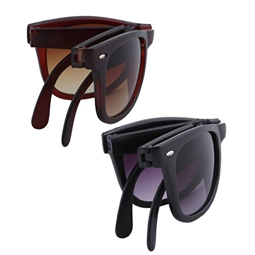 Elligator Black-Brown Sunglass