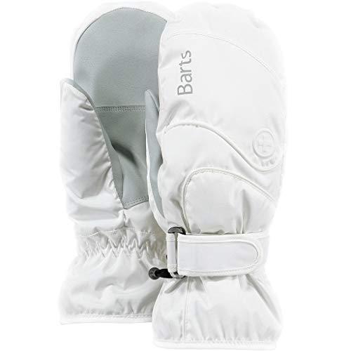 Barts Unisex Basic Ski Handschuhe, Weiß (Bianco),  S