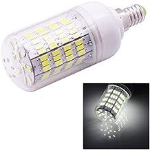 Bombillas, bombillas de inicio, E14 9.0W luz blanca 1000LM 108 LED SMD 5730 bombilla de maíz, AC 86-265V Bulbos ( SKU : S-LED-8106W )