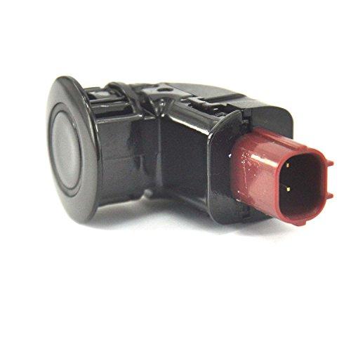 ASUMAN Noir PDC de stationnement Distance contrôle Sensor Avant arrière Capteur de stationnement Aide pour Honda Odyssey 05-09 CRV 04-13 39680-shj-a61