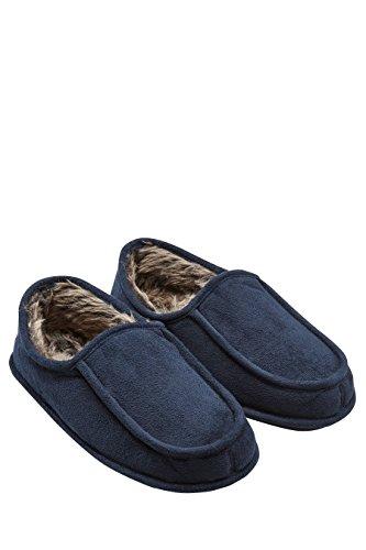 Bib Prossimi Chiuse Pantofole Regolare Navy Posteriore Uomo Blu wxBARYqx