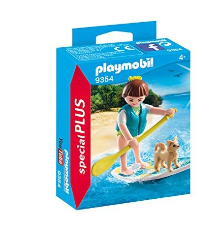 PLAYMOBIL- Paddle Surf Juguete