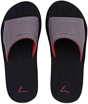 Slip On Zapatillas sandalias de ducha antideslizante casa Mule Think espumas Sole piscina zapatos de playa Baño Slide para adultos-perfecto Navidad regalo