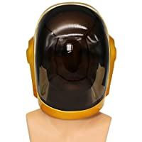 Cosplay Helmet Men Costume Mask Replica DJ Props For Halloween Fancy Dress Clothing Merchandise