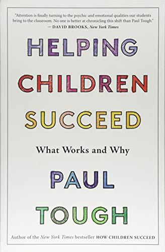 HELPING CHILDREN SUCCEED