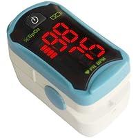 Preisvergleich für Fingerpulsoximeter MD300C19 mit LED-Anzeige *Farbe: blau/weiss